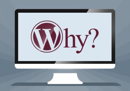 مهم ترین دلایل استفاده از وردپرس برای طراحی سایت