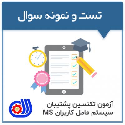 پشتیبان MS